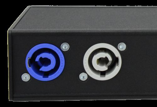Ethernet DMX Node - Ethernet DMX Node with up to 8 DMX Ports