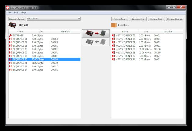 Dmx Recorder Dmx Recorder Xrc 200 Dynamic Dmx Recorder